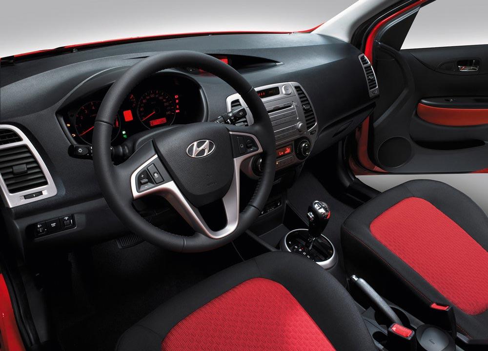 Hyundai I20 2011 En Photos Hd Wandaloo Com
