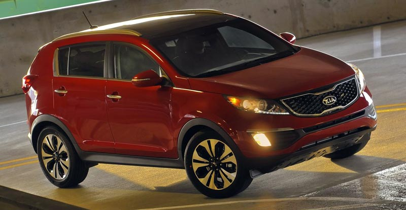 kia sportage sx 2011 nouvelles motorisations. Black Bedroom Furniture Sets. Home Design Ideas