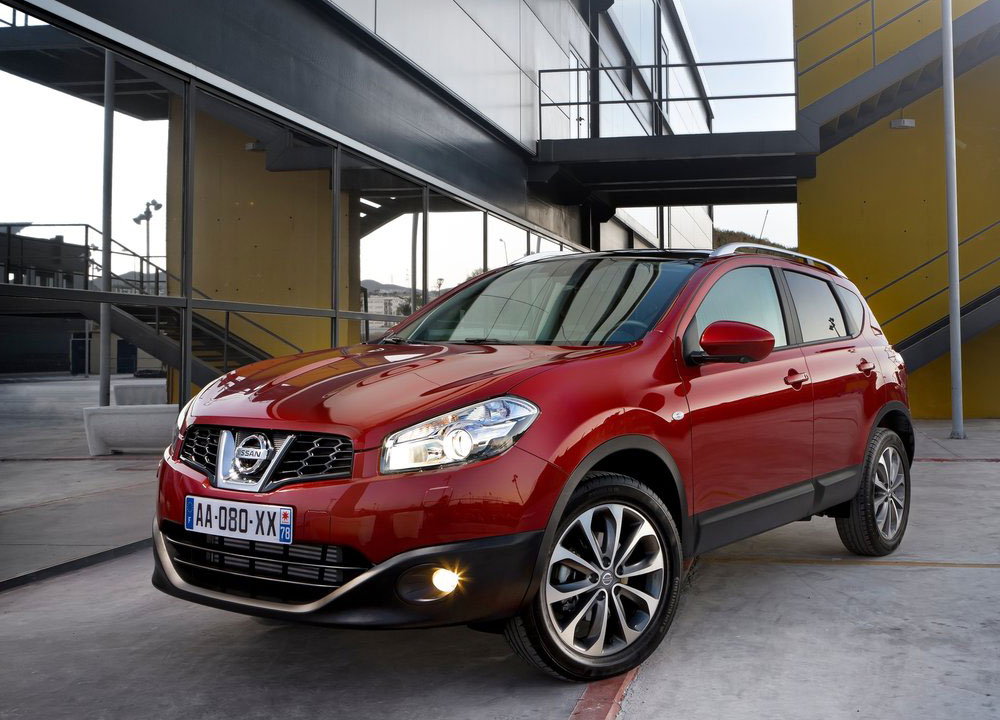 nissan qashqai pure drive en photos hd. Black Bedroom Furniture Sets. Home Design Ideas