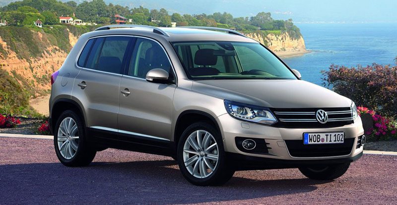 volkswagen tiguan crossover aux talents affirm s. Black Bedroom Furniture Sets. Home Design Ideas