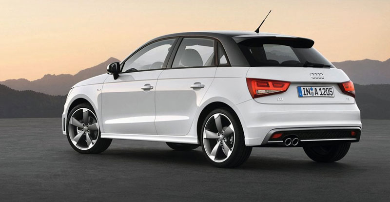 audi a1 sportback vid o et photos officielles. Black Bedroom Furniture Sets. Home Design Ideas