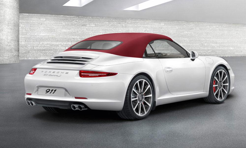 Porsche 911 Cabriolet Carrera S 2012 En Photos Hd