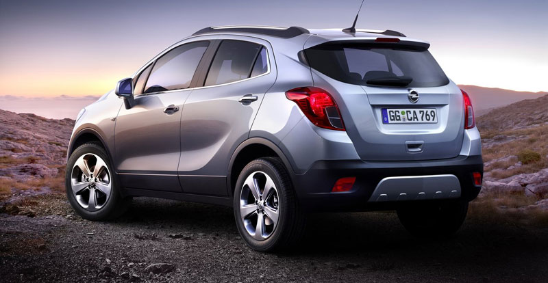 opel mokka suv compact by opel. Black Bedroom Furniture Sets. Home Design Ideas