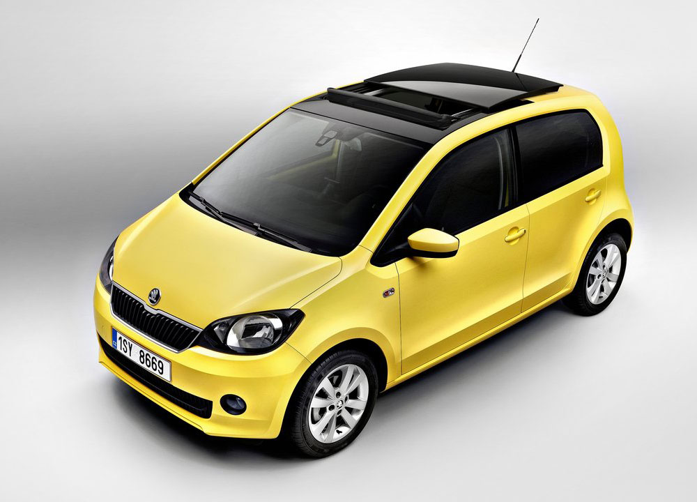 skoda citigo 5 portes en photos photos skoda citigo maroc. Black Bedroom Furniture Sets. Home Design Ideas