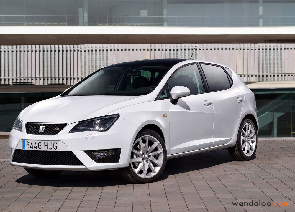 seat ibiza 2013 photos seat ibiza maroc. Black Bedroom Furniture Sets. Home Design Ideas