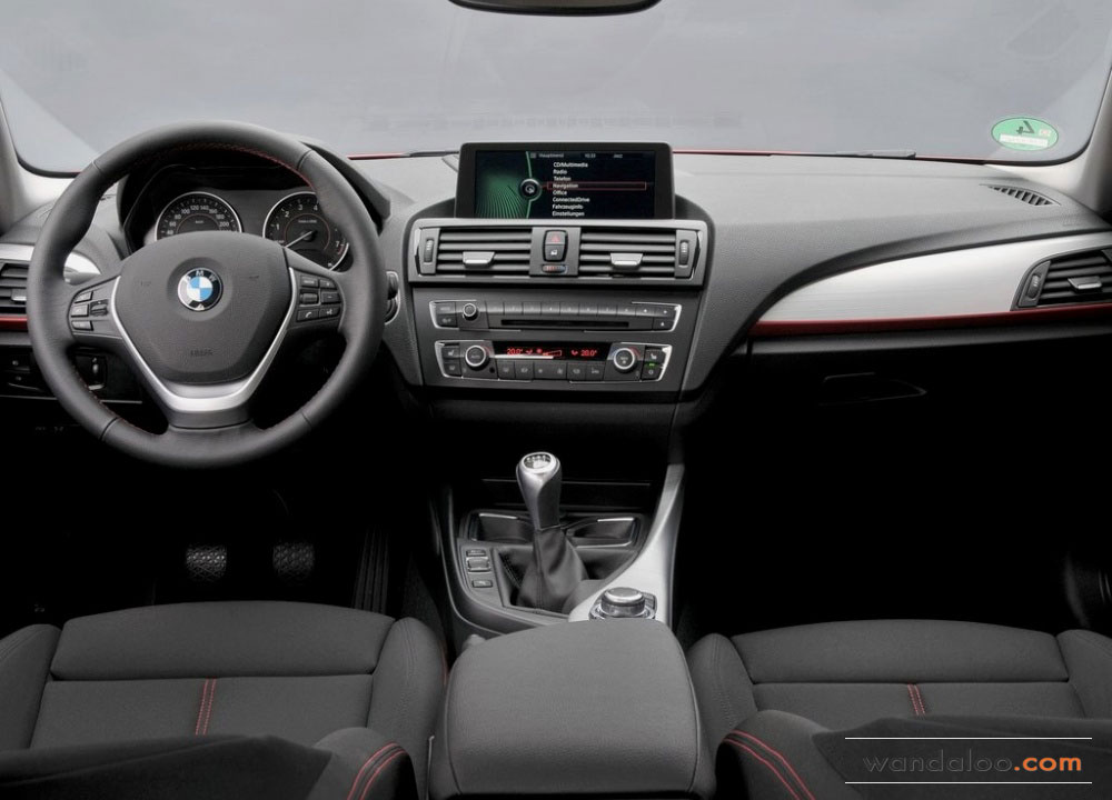 bmw s rie 1 2013 3 portes en photos hd. Black Bedroom Furniture Sets. Home Design Ideas