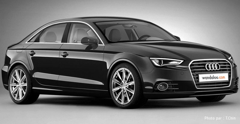 audi a3 berline 2014. Black Bedroom Furniture Sets. Home Design Ideas