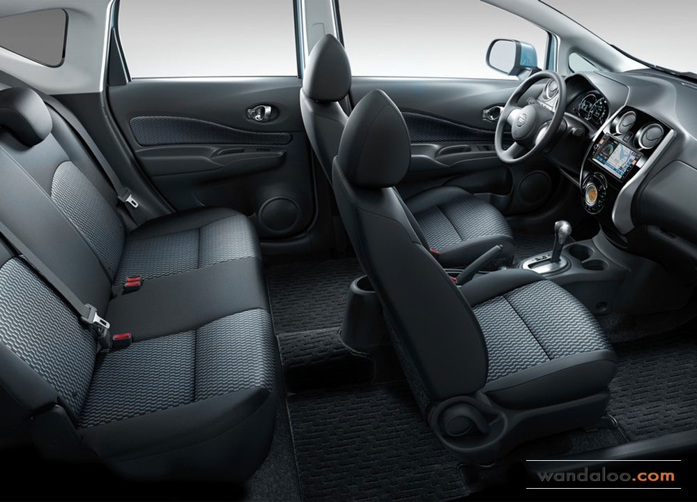 nissan note 2013 photos nissan note maroc. Black Bedroom Furniture Sets. Home Design Ideas