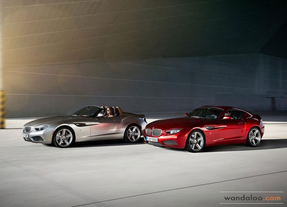 Bmw Z4 Zagato Roadster En Photos Hd Wandaloo Com