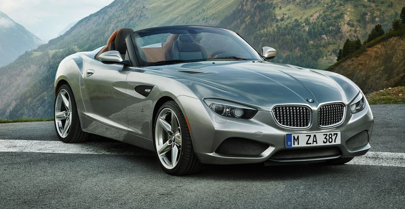 bmw z4 zagato roadster star du pebble beach 2012. Black Bedroom Furniture Sets. Home Design Ideas