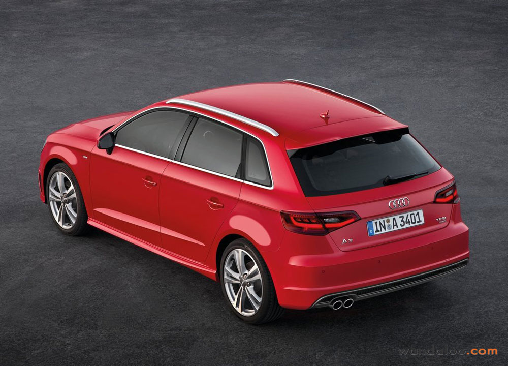 audi a3 sportback s line 2014 en photos hd. Black Bedroom Furniture Sets. Home Design Ideas