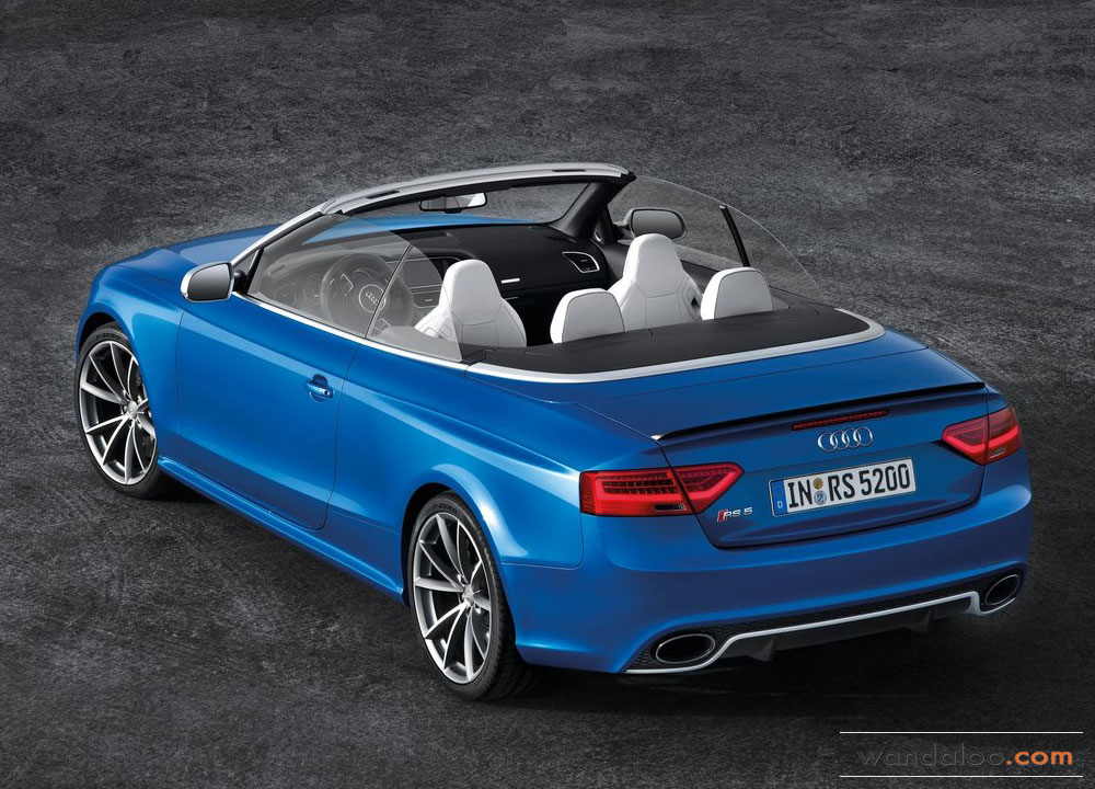 audi rs5 cabriolet 2014 en photos hd. Black Bedroom Furniture Sets. Home Design Ideas