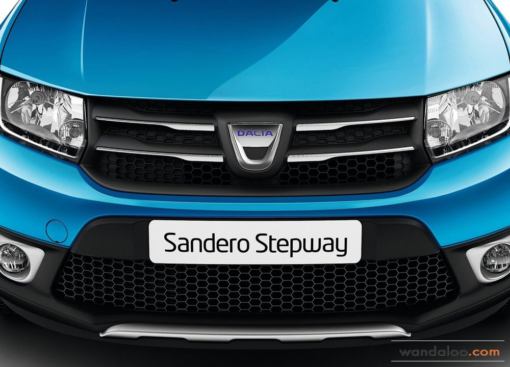 dacia sandero stepway 2 photos dacia sandero stepway maroc. Black Bedroom Furniture Sets. Home Design Ideas