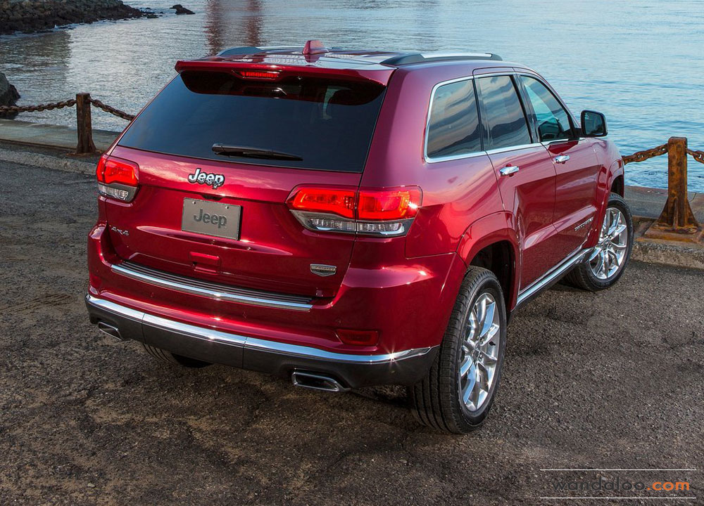 jeep grand cherokee 2013 la version us en photos hd. Black Bedroom Furniture Sets. Home Design Ideas
