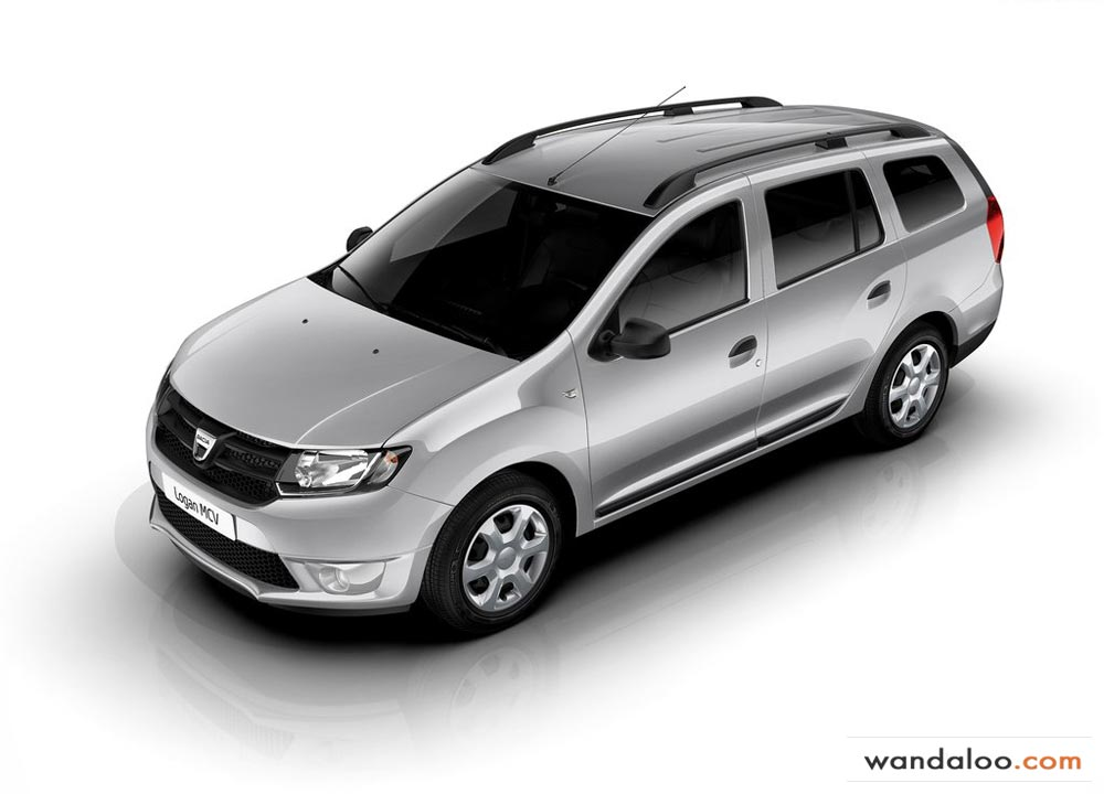 dacia logan 2 mcv en photos hd. Black Bedroom Furniture Sets. Home Design Ideas