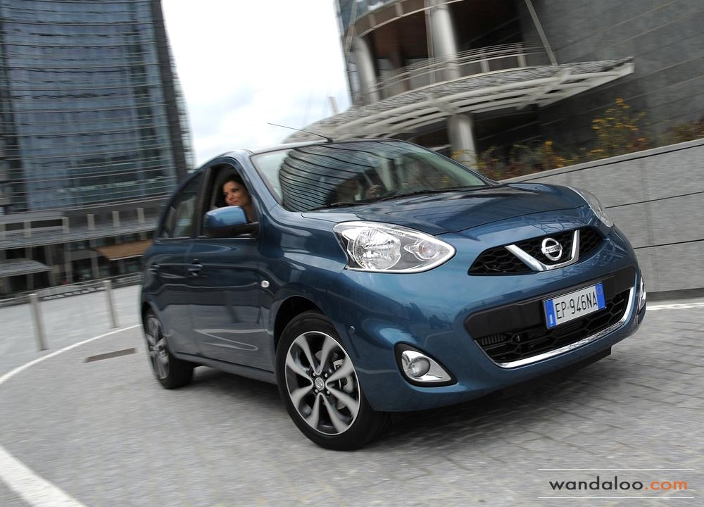 nissan micra 2014 photos nissan micra maroc. Black Bedroom Furniture Sets. Home Design Ideas