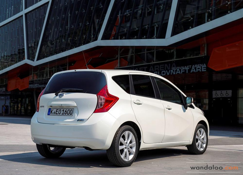nissan note 2014 photos nissan note maroc. Black Bedroom Furniture Sets. Home Design Ideas