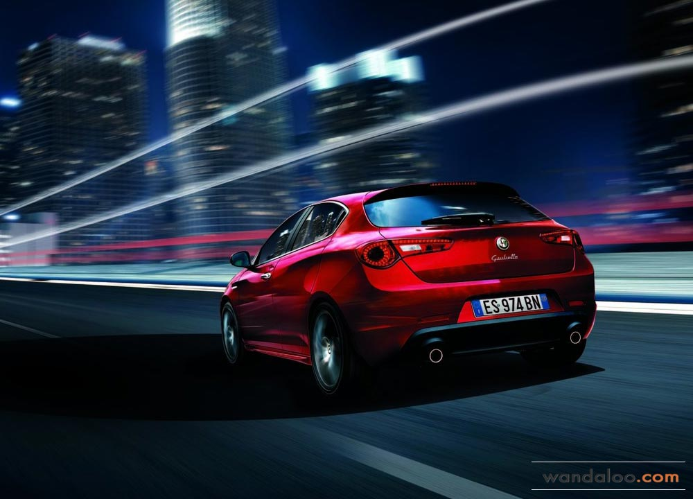 alfa romeo giulietta 2014 en photos hd. Black Bedroom Furniture Sets. Home Design Ideas