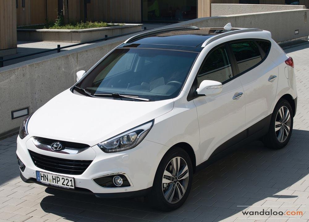 Hyundai ix35 d'occasion au maroc