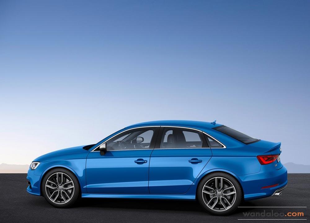 Audi S3 Berline 2015 En Photos Hd Wandaloo Com
