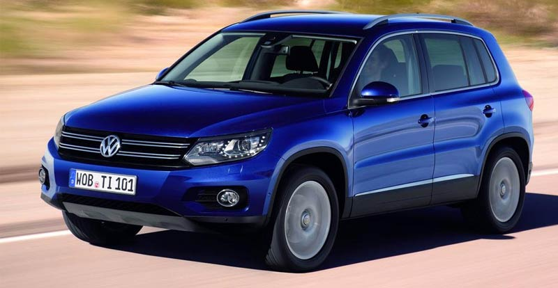 volkswagen tiguan bient t en 7 places. Black Bedroom Furniture Sets. Home Design Ideas
