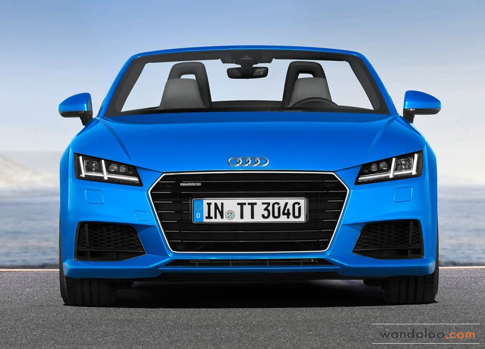 audi tt roadster 2015 photos audi tt maroc. Black Bedroom Furniture Sets. Home Design Ideas
