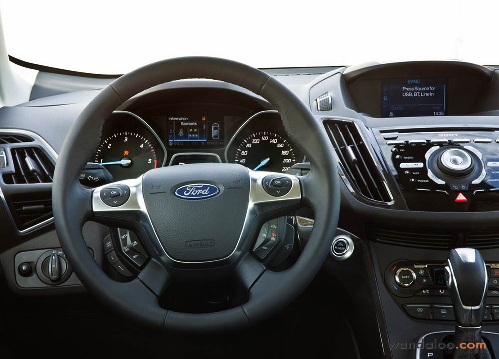 Image Result For Ford Kuga Interior