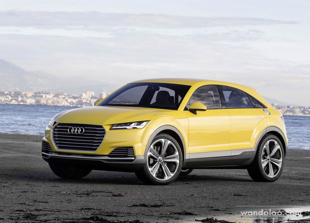 audi tt coup sportback et off road. Black Bedroom Furniture Sets. Home Design Ideas