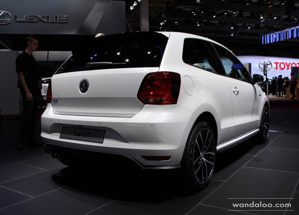 vw polo gti 2015 en photos hd. Black Bedroom Furniture Sets. Home Design Ideas