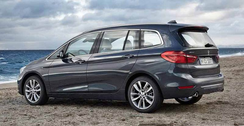 bmw s rie 2 gran tourer le monospace 7 places. Black Bedroom Furniture Sets. Home Design Ideas