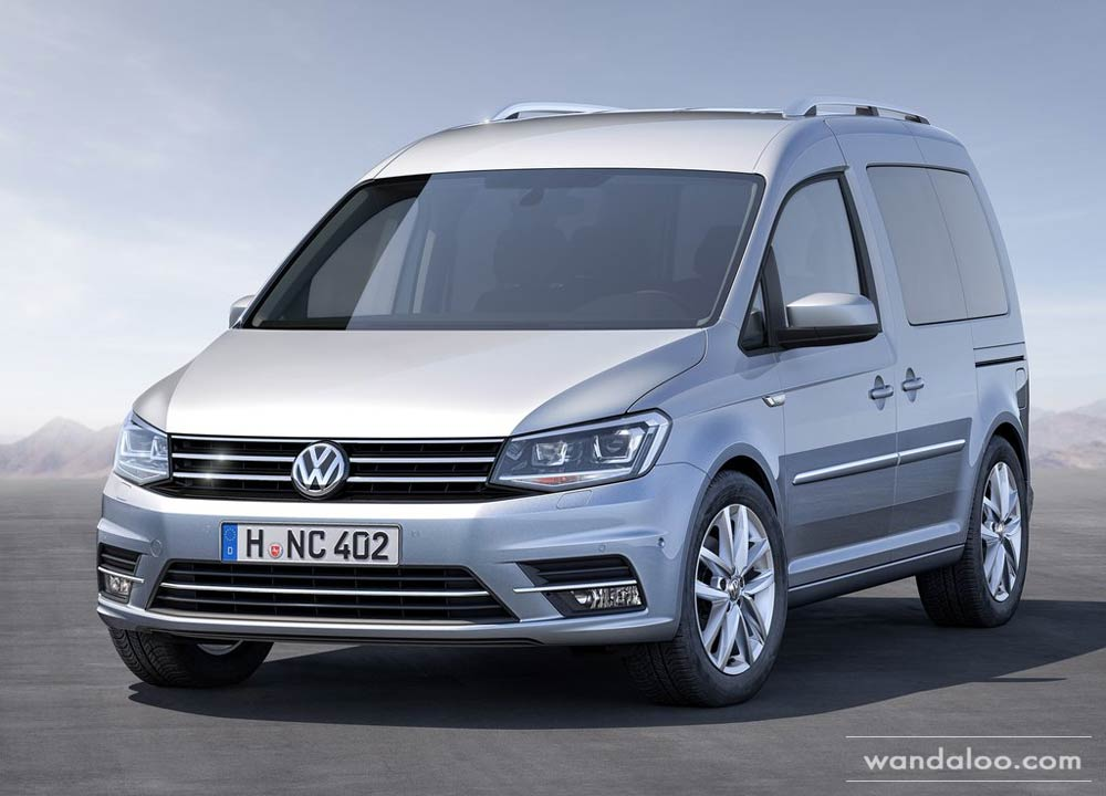 volkswagen caddy 2016. Black Bedroom Furniture Sets. Home Design Ideas