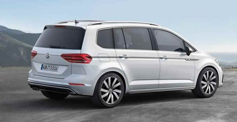 volkswagen touran 2016 la golf prend du volume. Black Bedroom Furniture Sets. Home Design Ideas