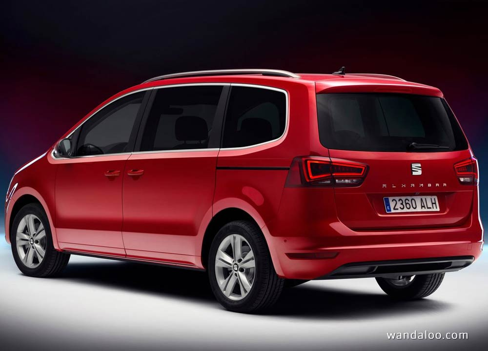 seat alhambra 2016 photos seat alhambra maroc. Black Bedroom Furniture Sets. Home Design Ideas