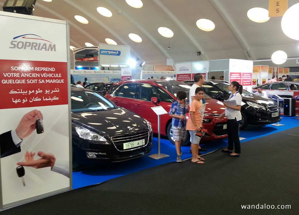 Salon de l auto d occasion 2015 for Salon de auto 2015