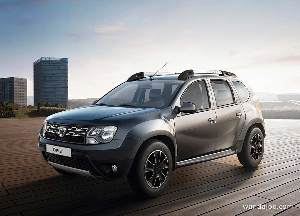 dacia duster edition 2016 photos dacia duster maroc. Black Bedroom Furniture Sets. Home Design Ideas