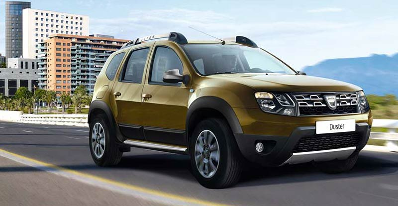 nouveau dacia duster edition 2016. Black Bedroom Furniture Sets. Home Design Ideas