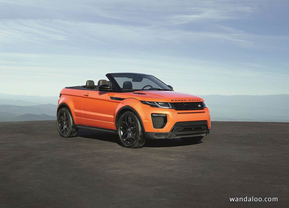 land rover range rover evoque occasion annonces achat autos post. Black Bedroom Furniture Sets. Home Design Ideas