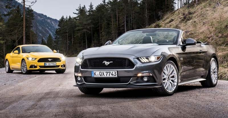 ford mustang : lancement au maroc