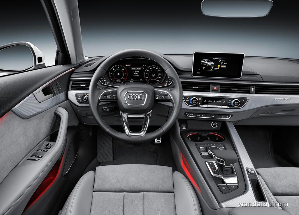 la nouvelle audi a4 allroad en photos hd. Black Bedroom Furniture Sets. Home Design Ideas
