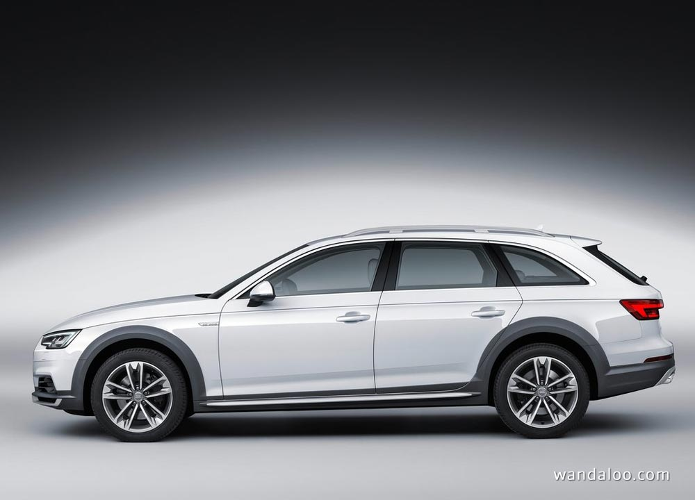 La Nouvelle Audi A4 Allroad En Photos Hd Wandaloo Com