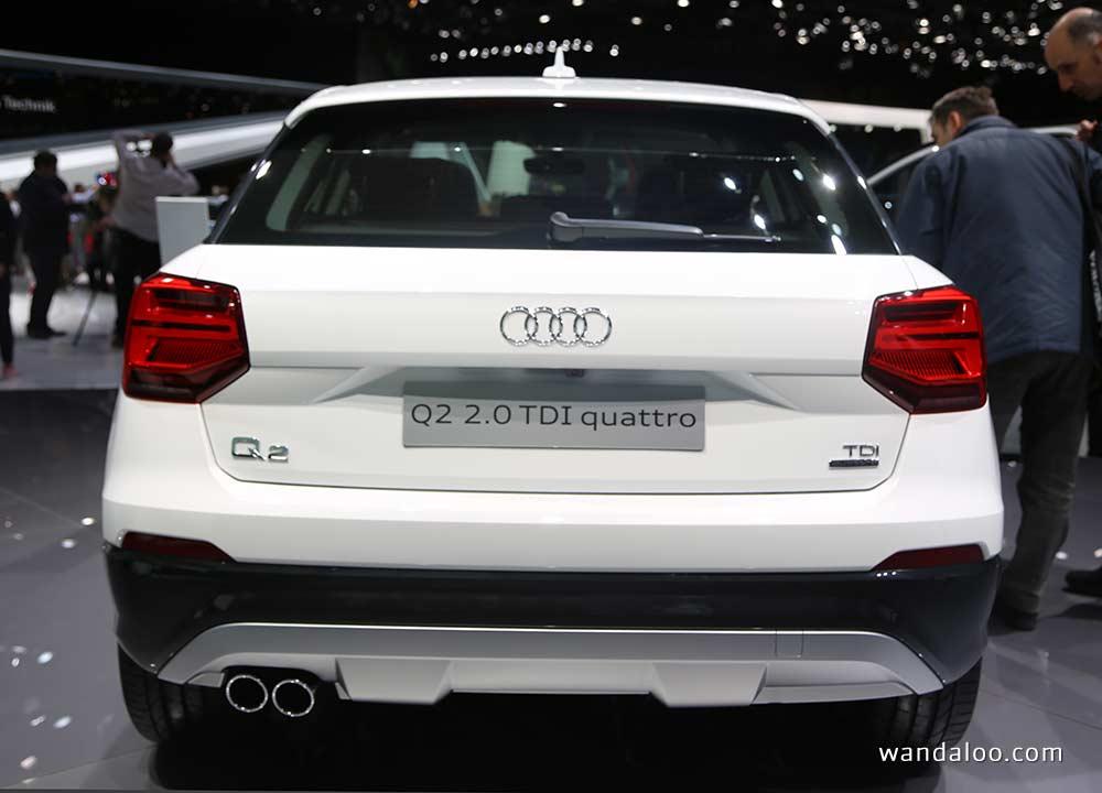 Audi Q2 224 Gen 232 Ve En Photos Hd Wandaloo Com