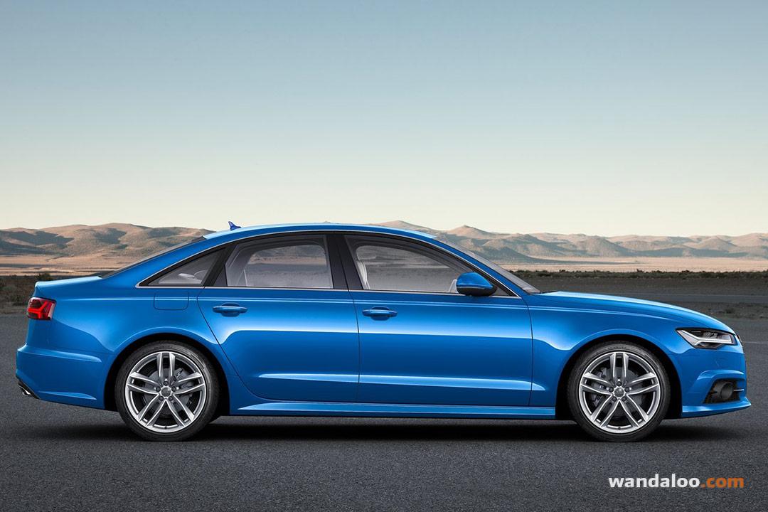 Audi A6 Facelift 2017 En Photos Hd