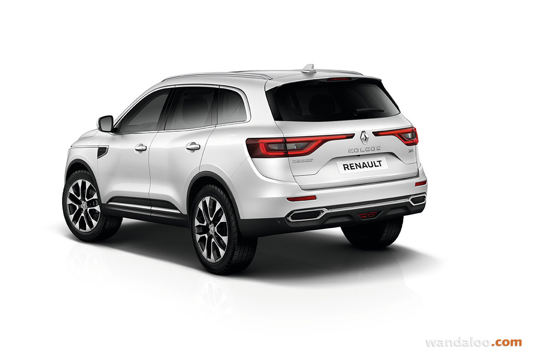 renault koleos 2017 photos renault koleos maroc. Black Bedroom Furniture Sets. Home Design Ideas