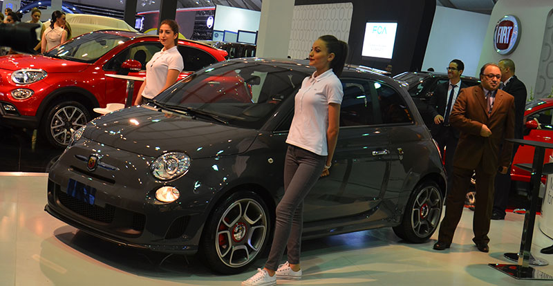 auto expo 2016 les nouveaut s fiat et alfa romeo. Black Bedroom Furniture Sets. Home Design Ideas