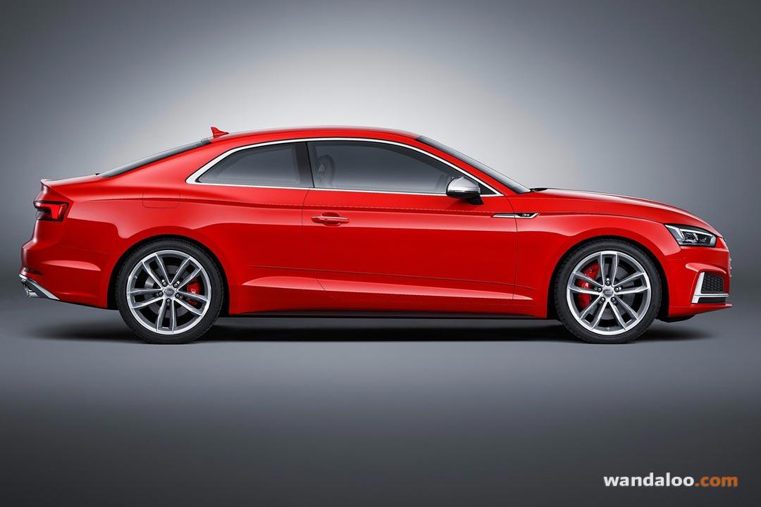 Audi S5 2017 En Photos Hd Wandaloo Com
