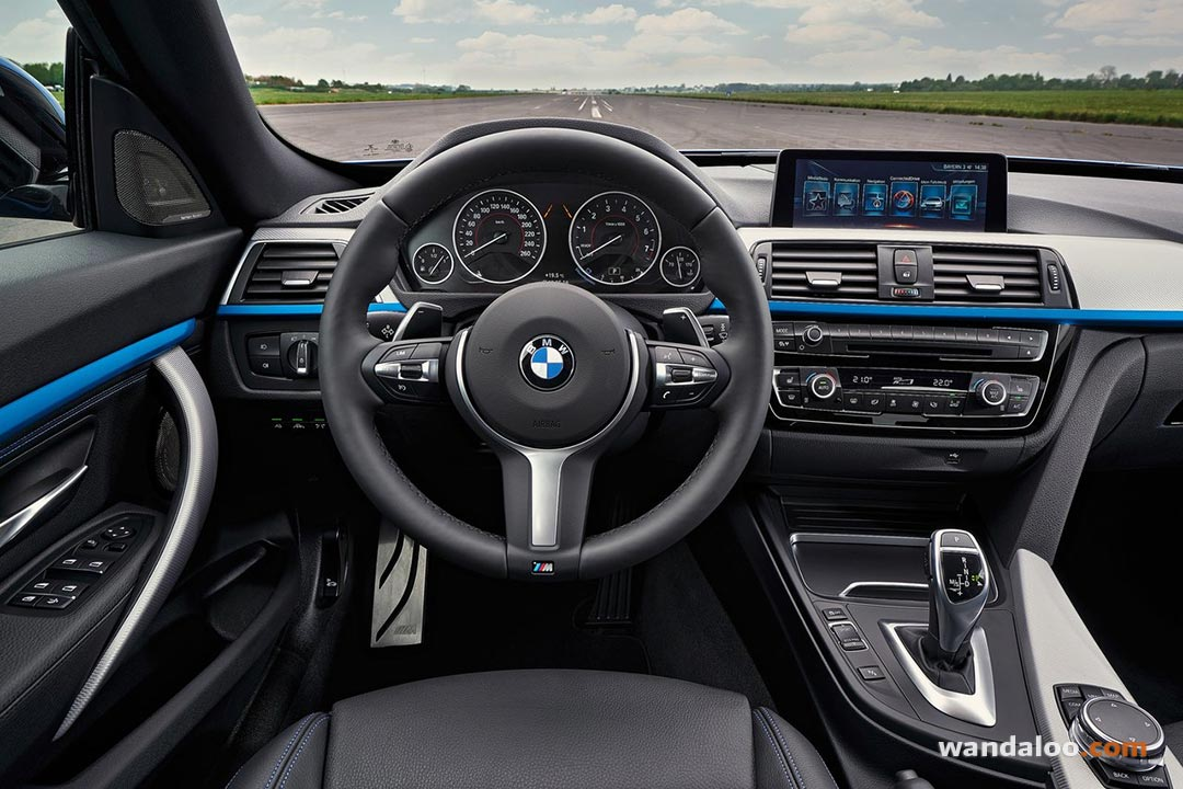 bmw s rie 3 gt 2017 en photos hd. Black Bedroom Furniture Sets. Home Design Ideas