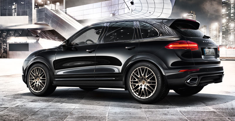 porsche cayenne platinium edition el gance extr me. Black Bedroom Furniture Sets. Home Design Ideas