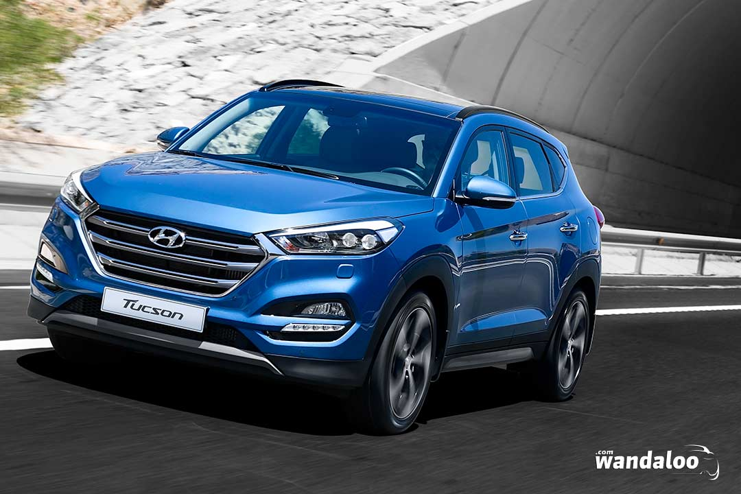hyundai tucson remporte le if design award photos hyundai tucson maroc. Black Bedroom Furniture Sets. Home Design Ideas