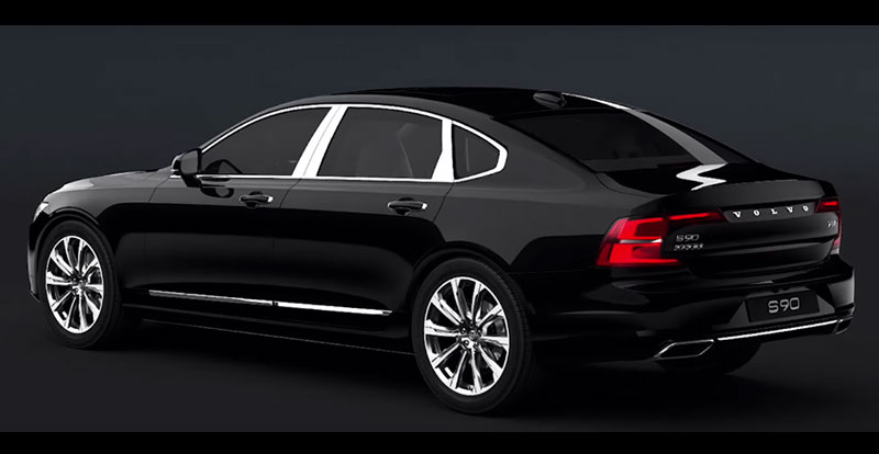 volvo s90 excellence l 39 ultra luxe. Black Bedroom Furniture Sets. Home Design Ideas
