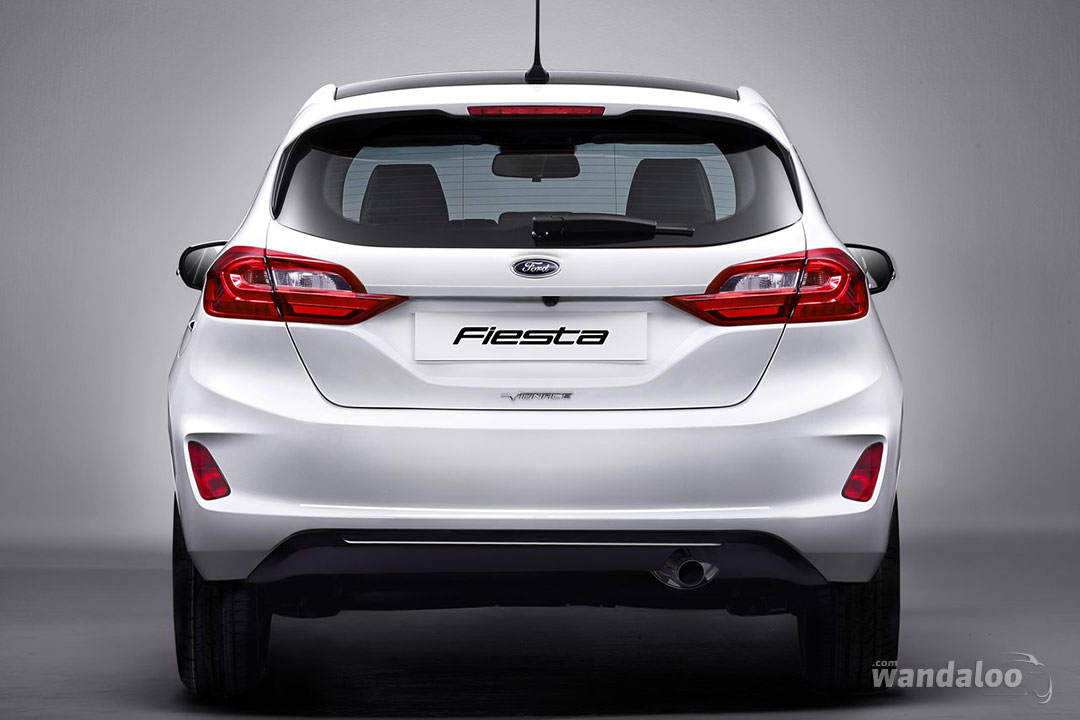 nouvelle ford fiesta vignale 2017 en photos hd. Black Bedroom Furniture Sets. Home Design Ideas